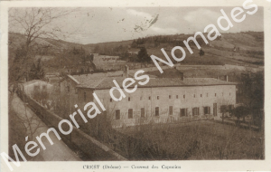 Camp de Crest (Drôme) 1915-1919