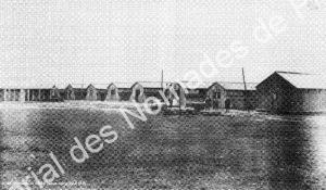 Camp de Poitiers (Vienne), 1940-1944