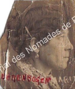 (Français) Marie EHRENBOGEN (1895†)