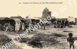 Le pèlerinage des Saintes-Maries-de-la-Mer en temps de guerre